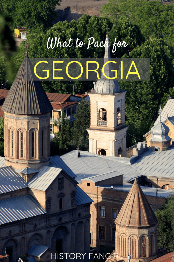 What to Pack for Georgia: The Ultimate Georgia Packing List for Women and Men
