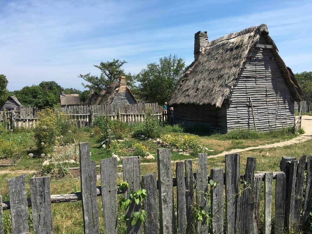 Massachusetts - Plymouth Living History Museum - Pixabay