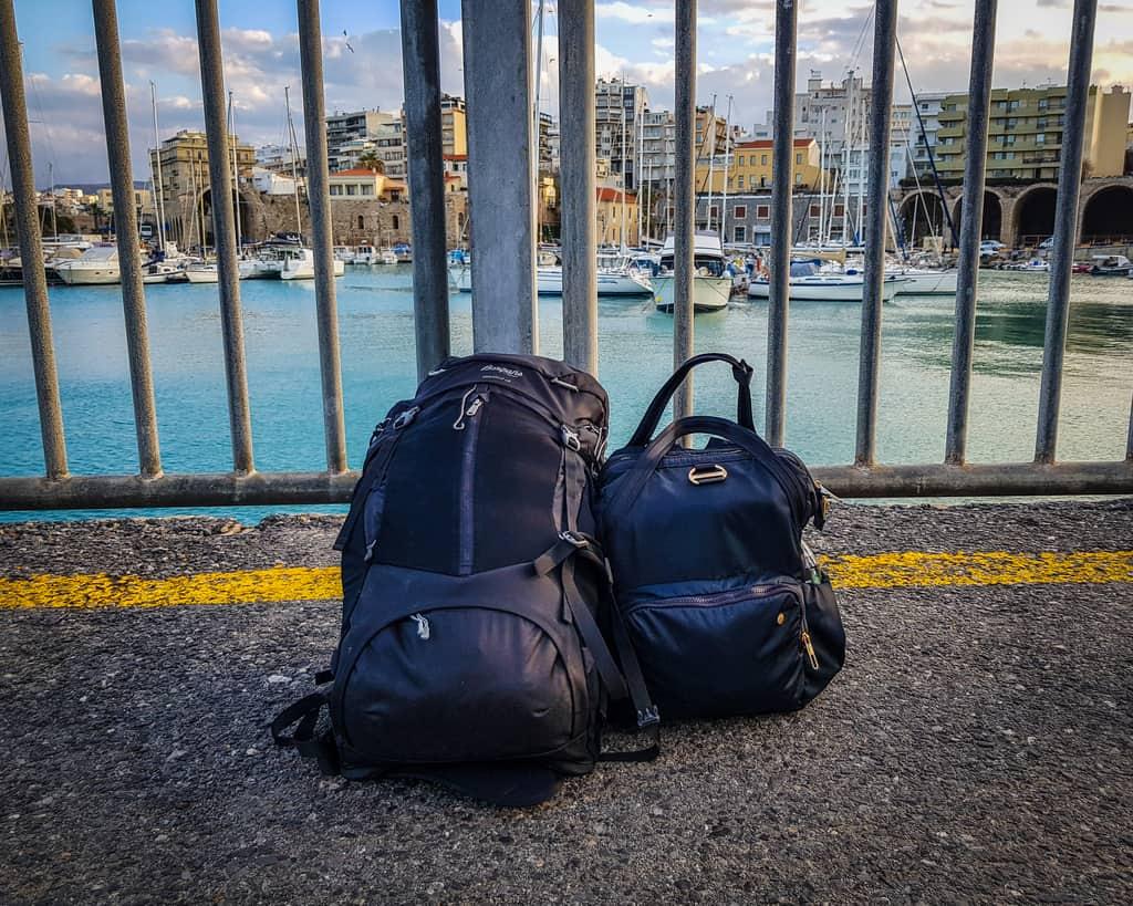 Greece - Crete - Stephanie Luggage