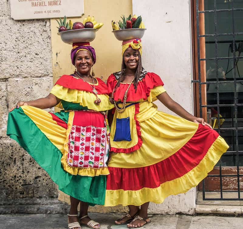 Colombia - Cartagena - Guest Post
