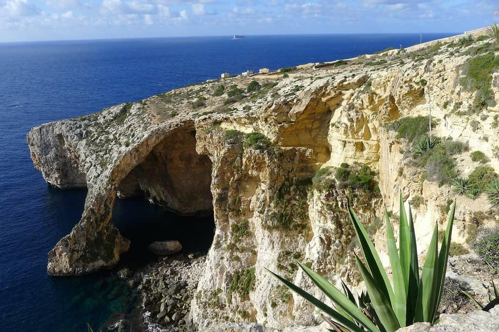 Malta - Blue Grotto - Pixabay