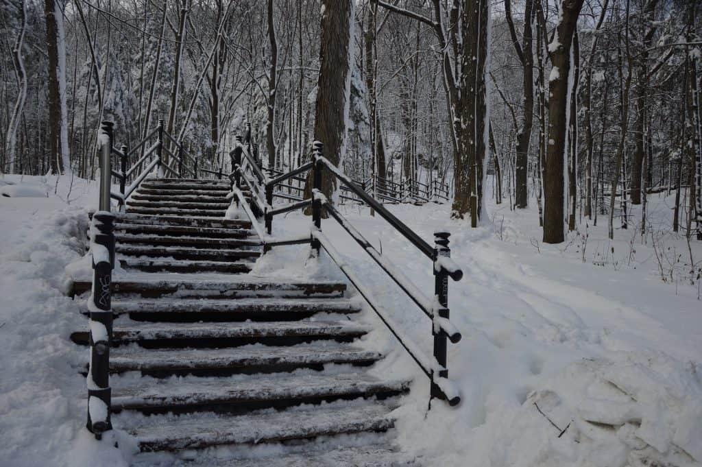 Canada - Montreal - Winter - Pixabay