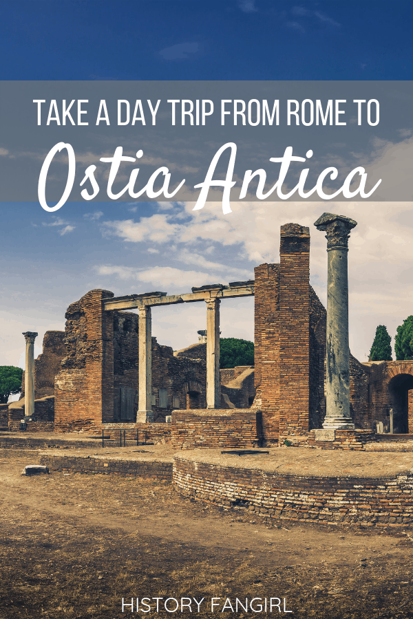 How to Plan a day trip to Ostia Antica from Rome