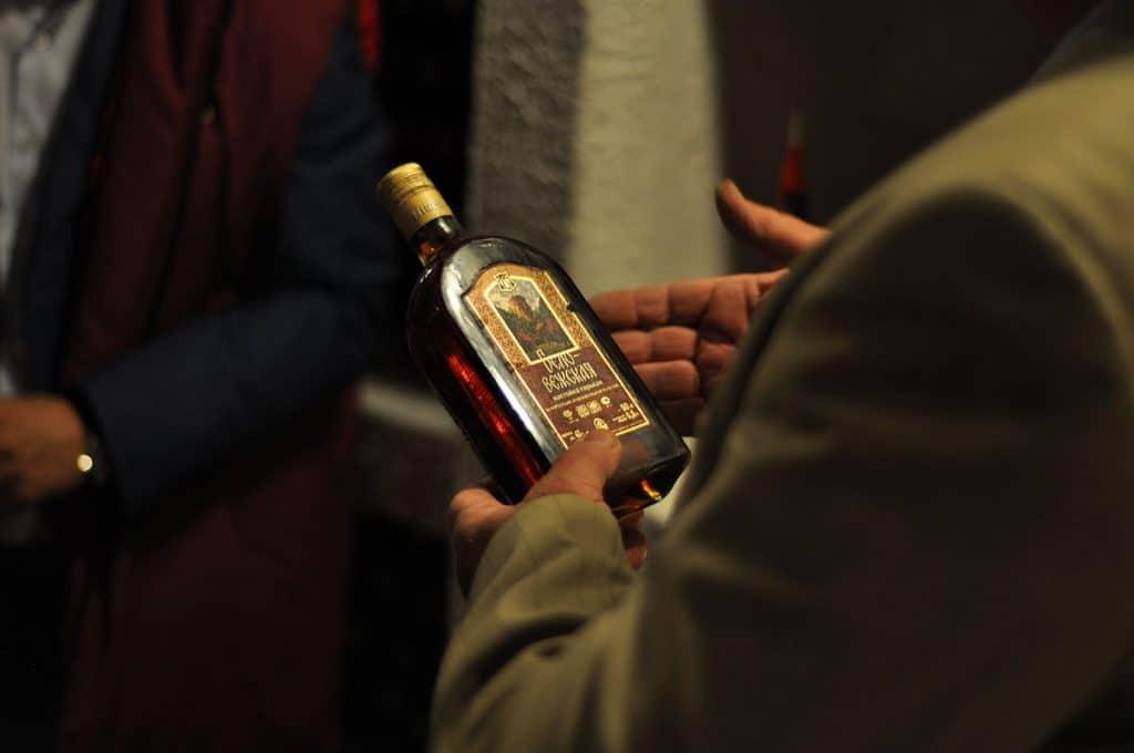 Moldova - Chisinau - Wine and Cognac (Divin)