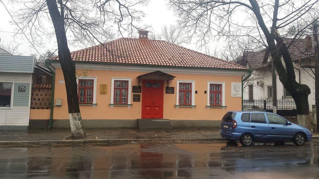 Moldova - Chisinau - Sciusev House Museum - Wikimedia Commons