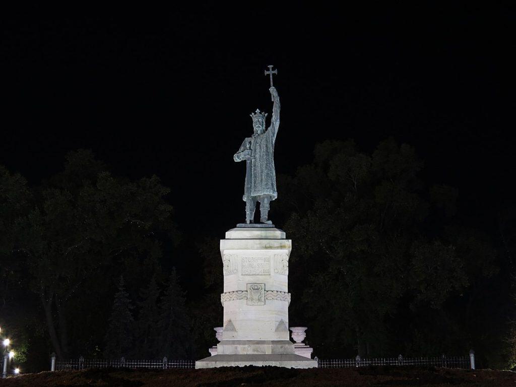 Moldova - Stephen the Great Monument - Wikimedia Commons