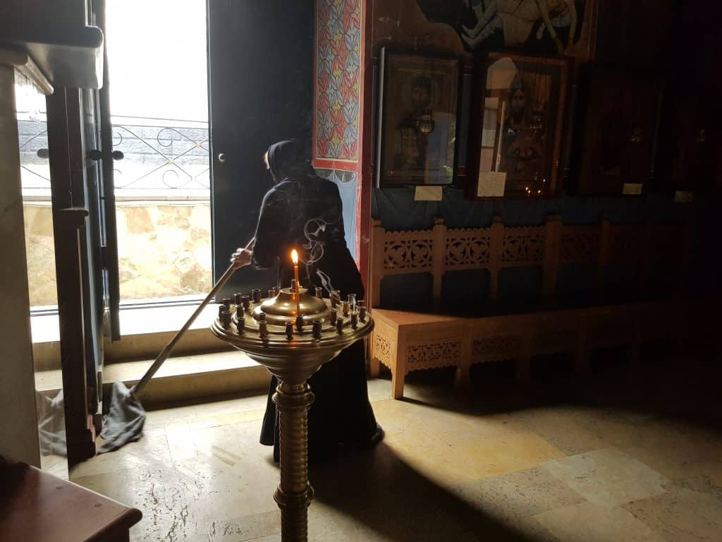 Georgia - Tbilisi - Lurji Monastery