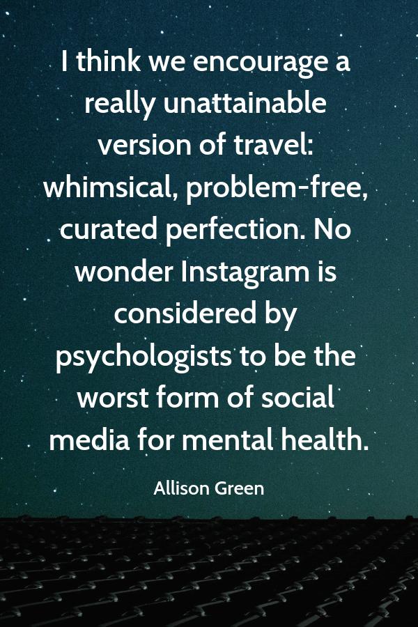 Allison Green Instagram Captions
