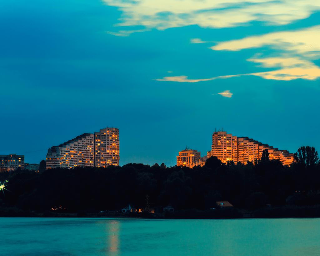 Moldova - Chisinau - Chisinau City Gates - Canva