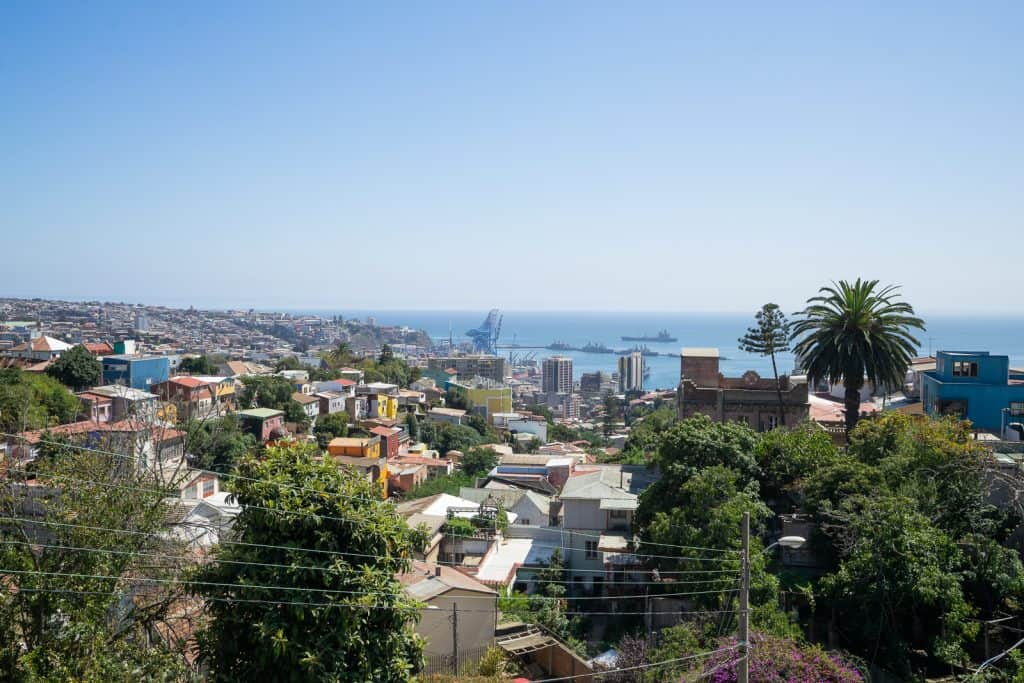 Chile - Valparaiso - Photo by Kay Rodriguez. Reused with permission.