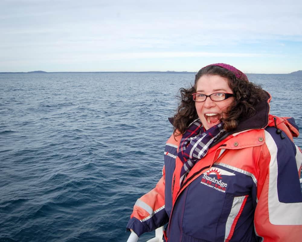 Iceland - Reykjavik - Whale Watching Tour