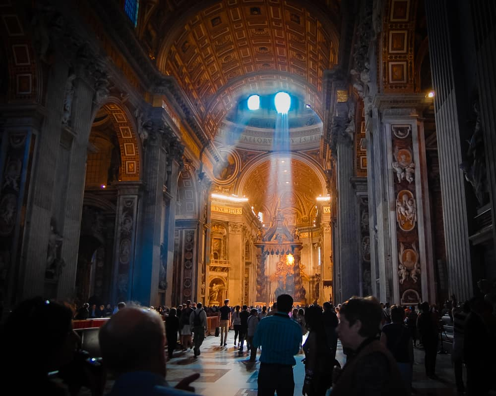Italy - Rome - the Vatican