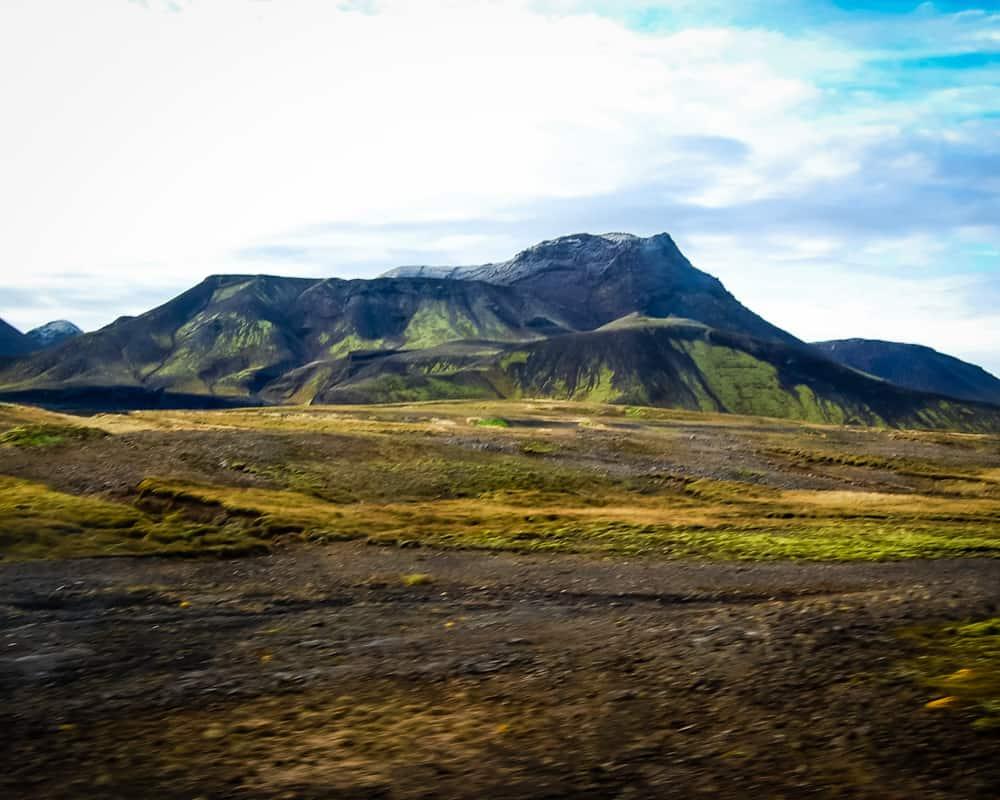 Iceland - Reykjavik - Golden Circle Tour Scenery