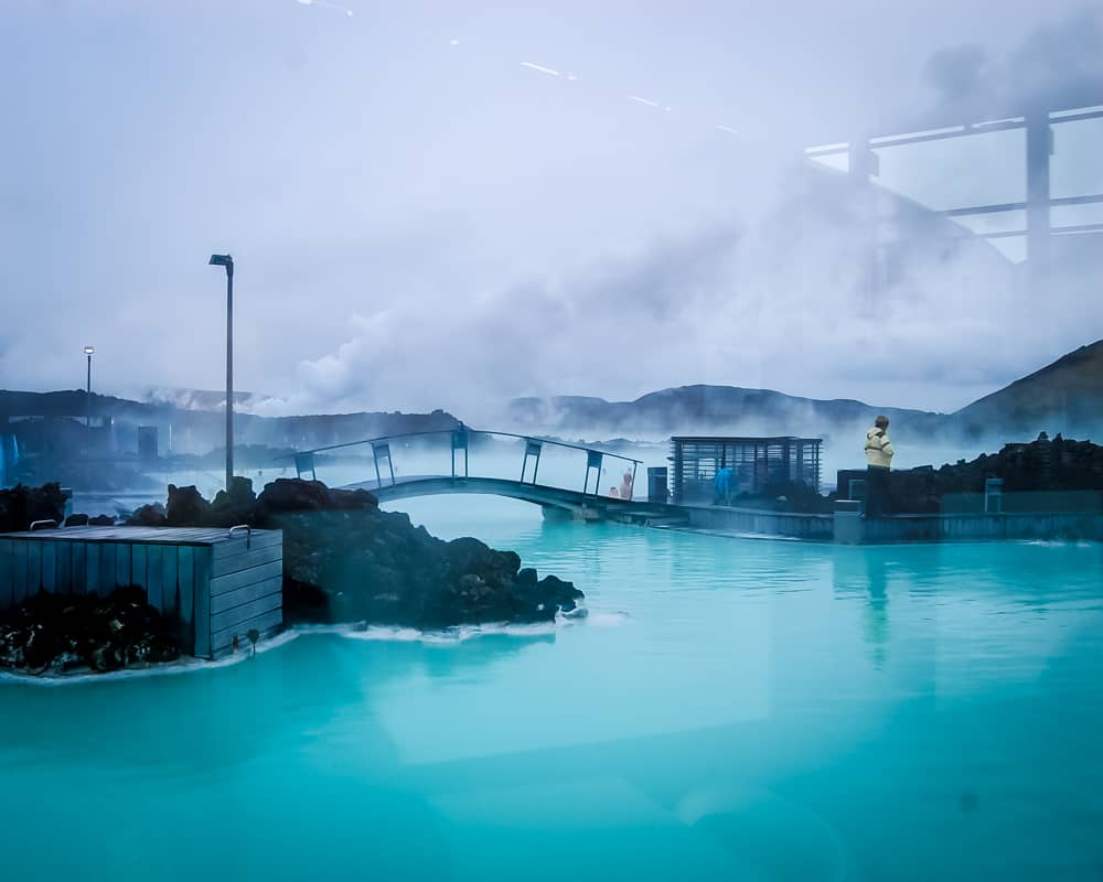 Iceland - Reykjavik - Blue Lagoon