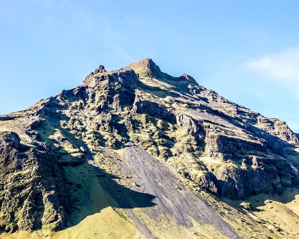 Iceland - Skogar - Driving in Iceland South Coast