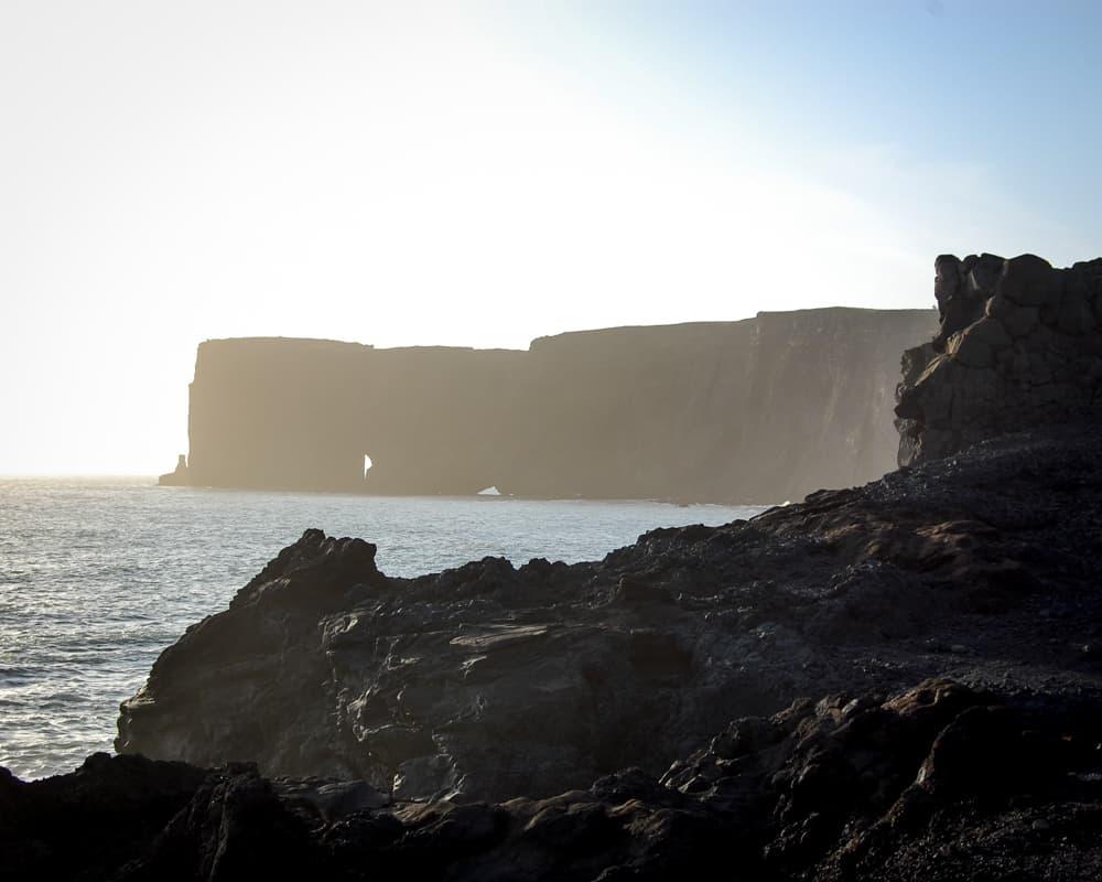 Iceland - Vik - Dyrhólaey Peninsula