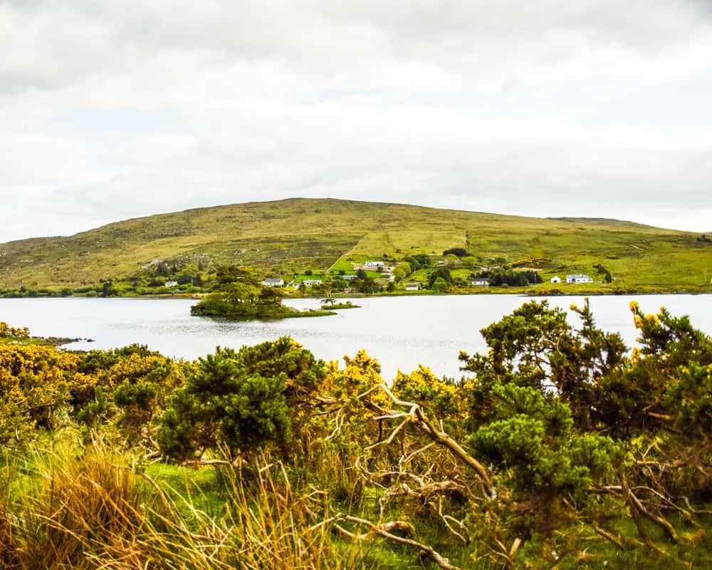 Ireland - Galway - Driving in Connemara