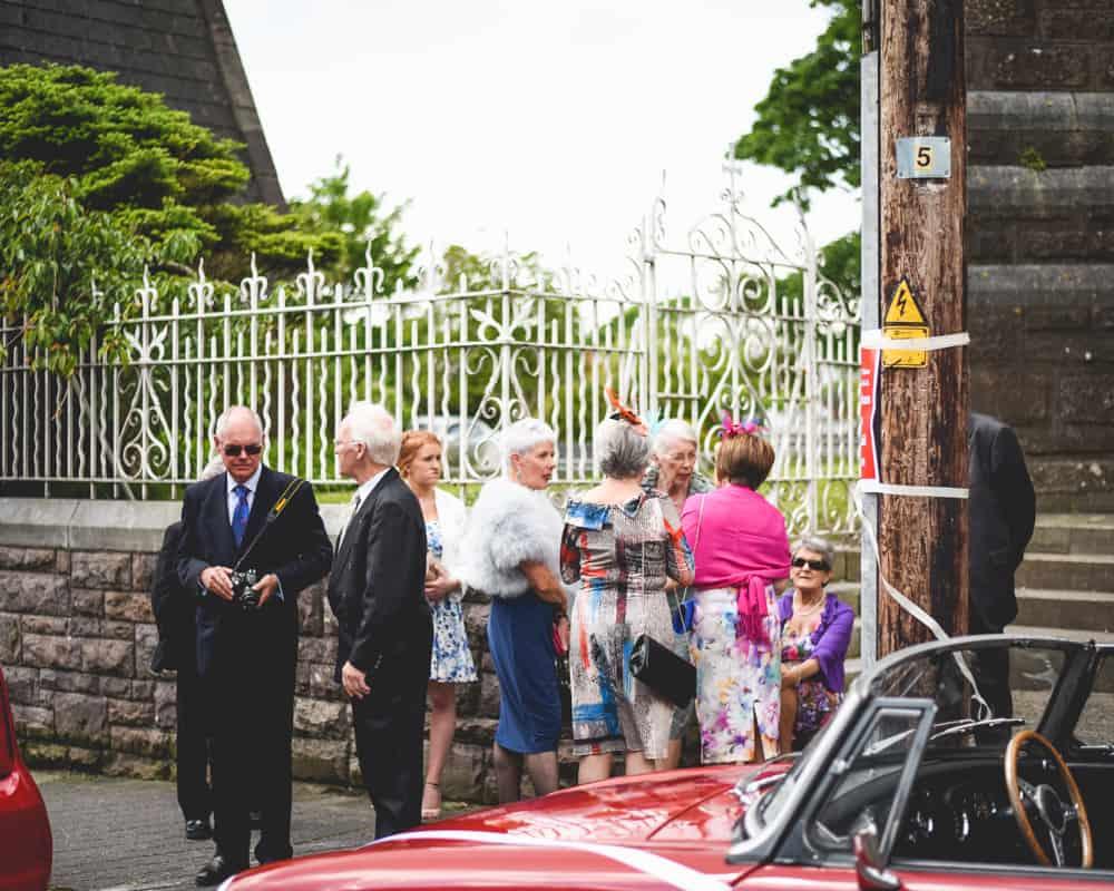 Ireland - Dingle - Wedding Guests