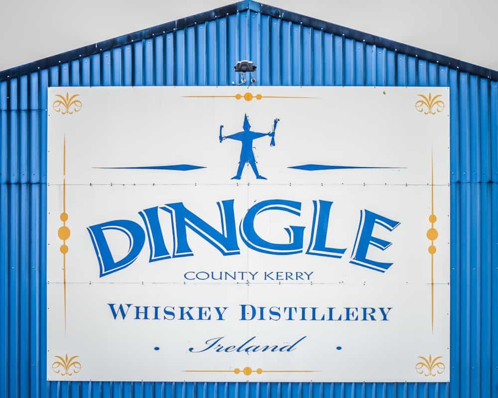 Ireland - Dingle - Dingle Distillery