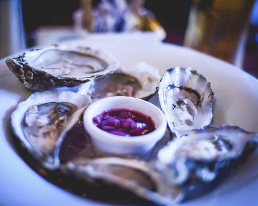 Ireland - Dingle - Oysters