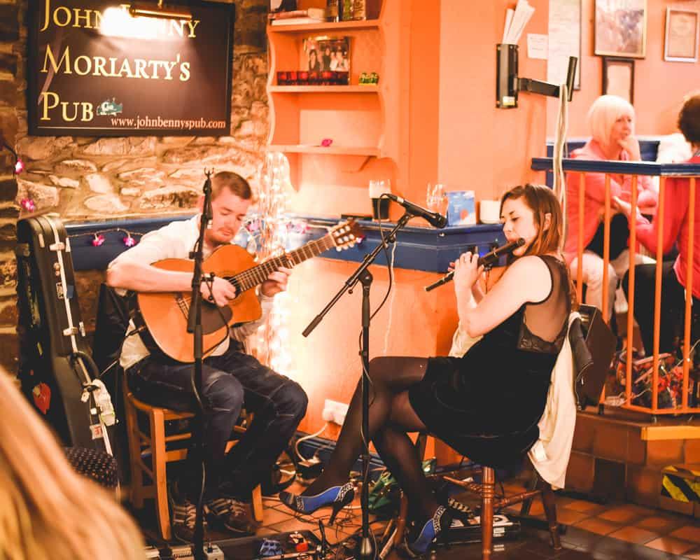 Ireland - Dingle - Traditional Irish Music