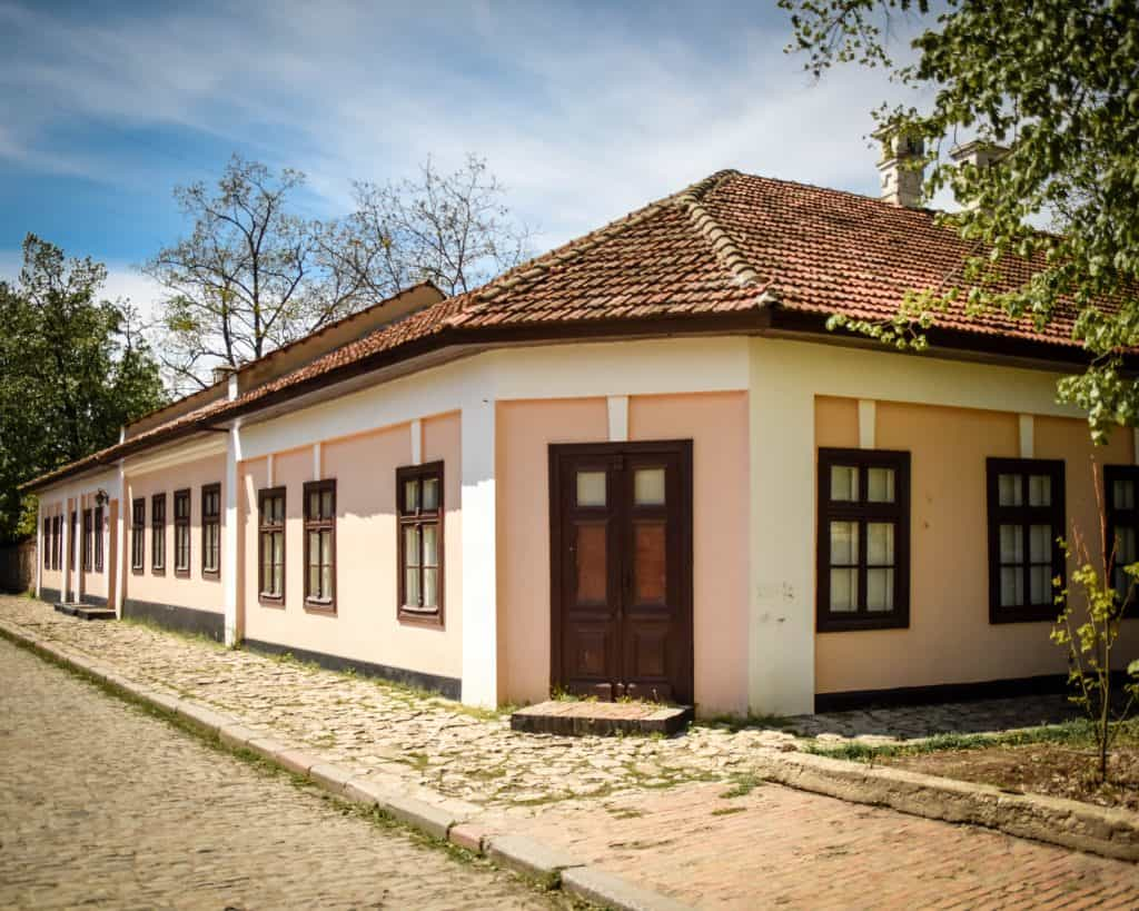 Moldova - Chisinau - Pushkin House Museum