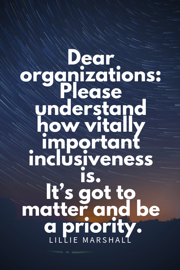 quotes about inclusivity in travel