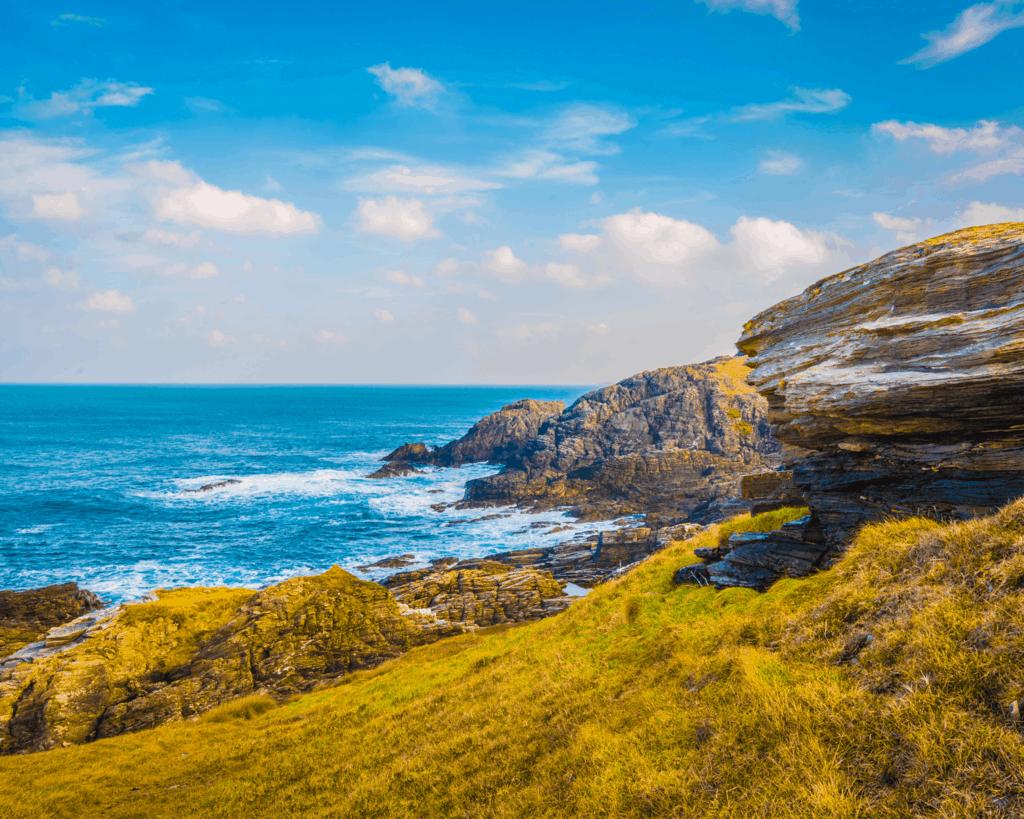Ireland - County Donegal - Beach - Pixabay