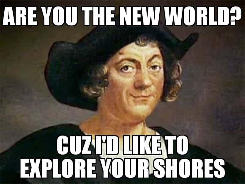 Christopher Columbus Meme