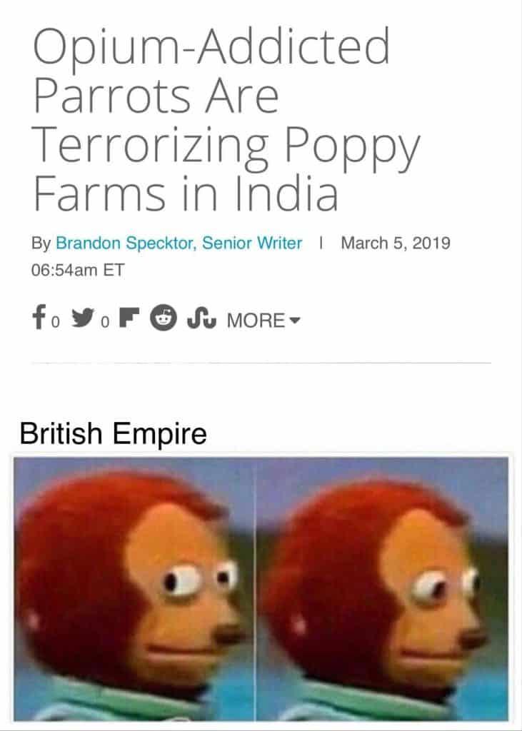 Indian history memes