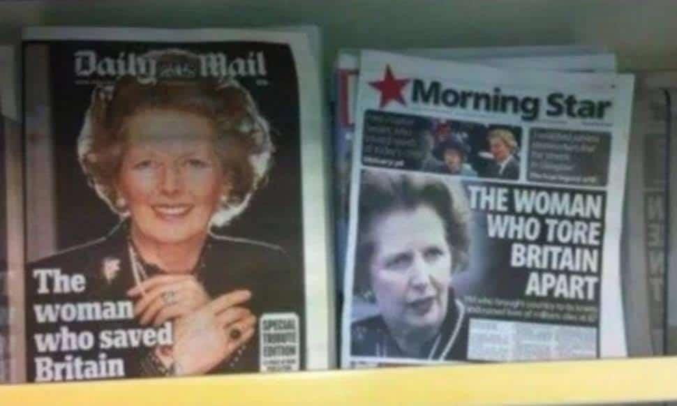 Margaret Thatcher Memes