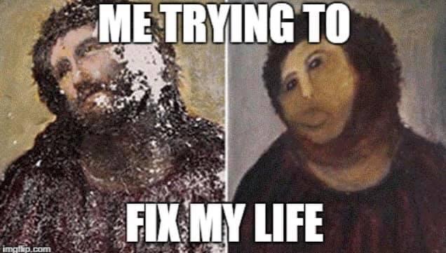 classical art history memes