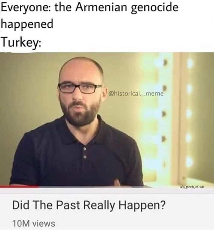 Armenian Genocity Meme