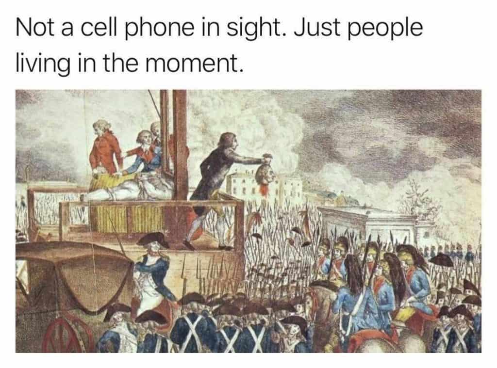 French Revolution Meme