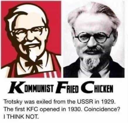 KFC Communist Meme