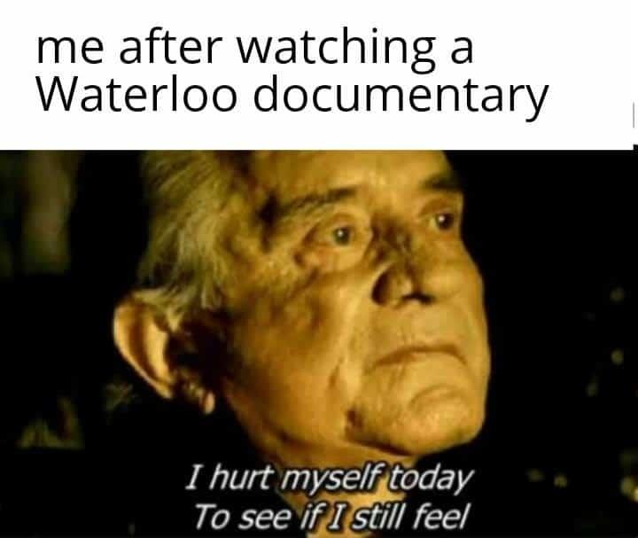 waterloo meme