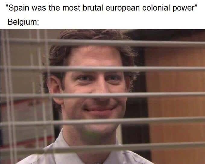 Belgium history meme