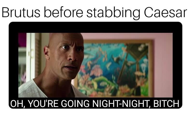 Julius Ceasar Meme