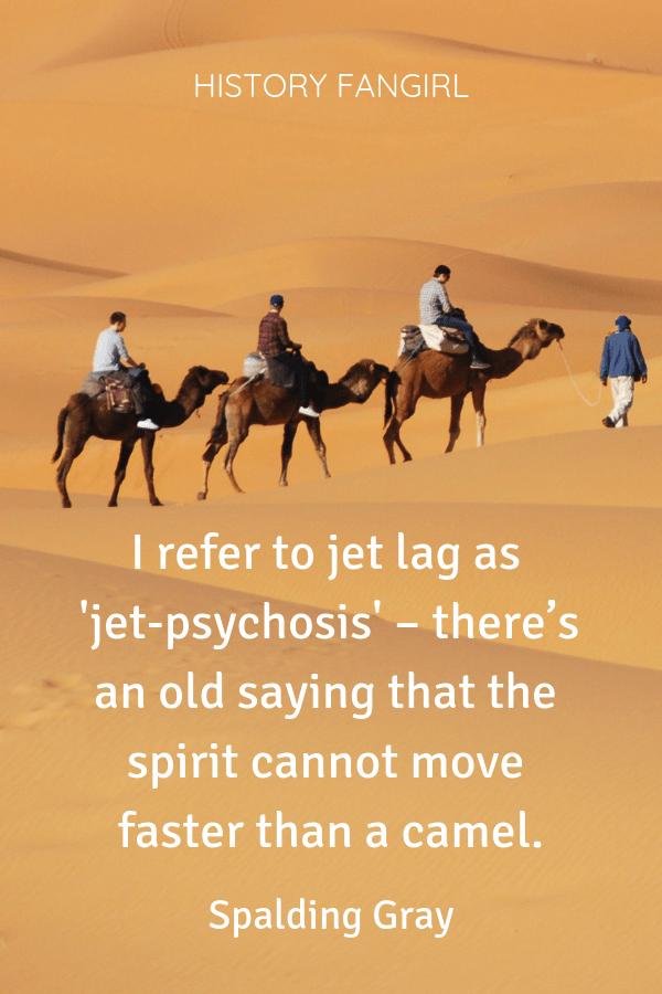 jet lag travel quotes