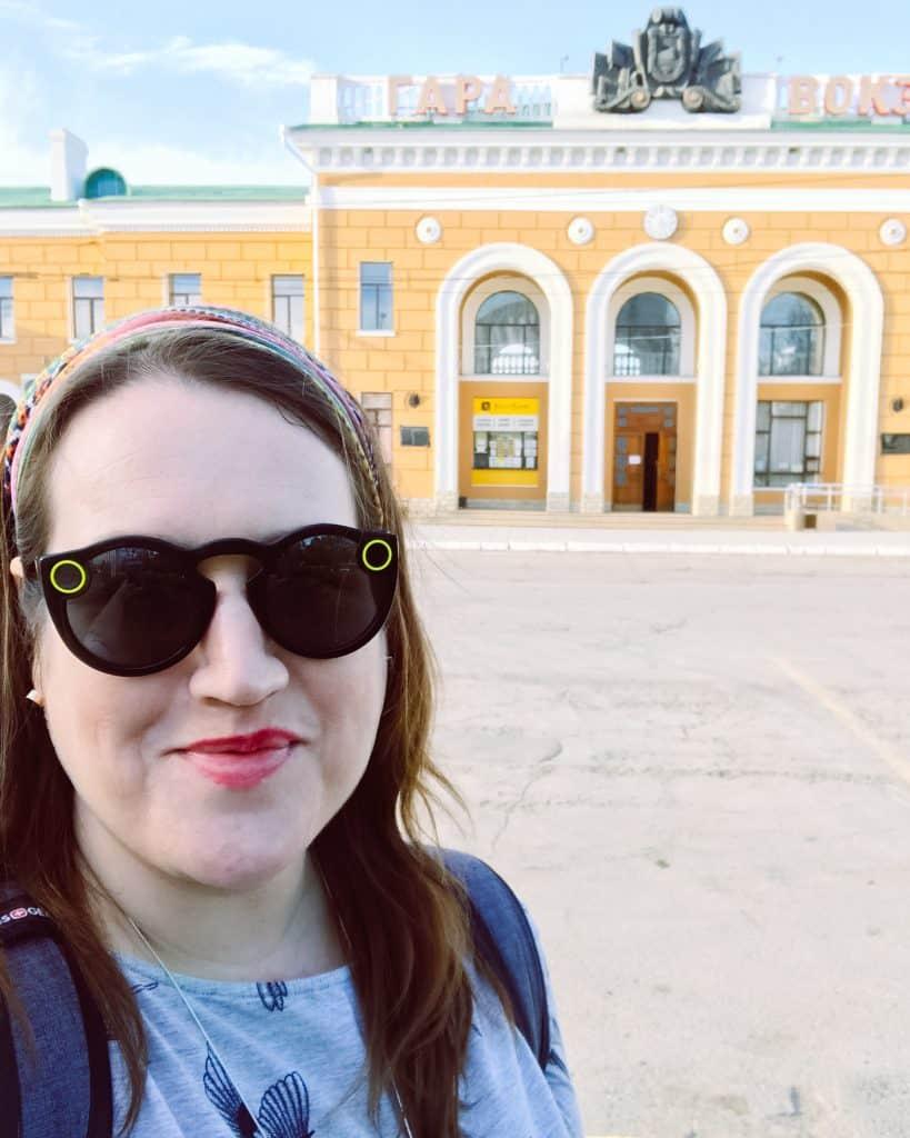 Moldova - Transnistria - Tiraspol - Selfie