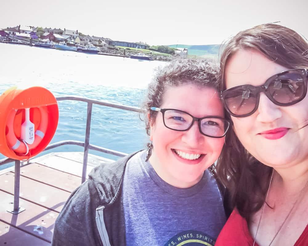 Ireland - County Kerry - Dingle - Selfie Stephanie Ashley