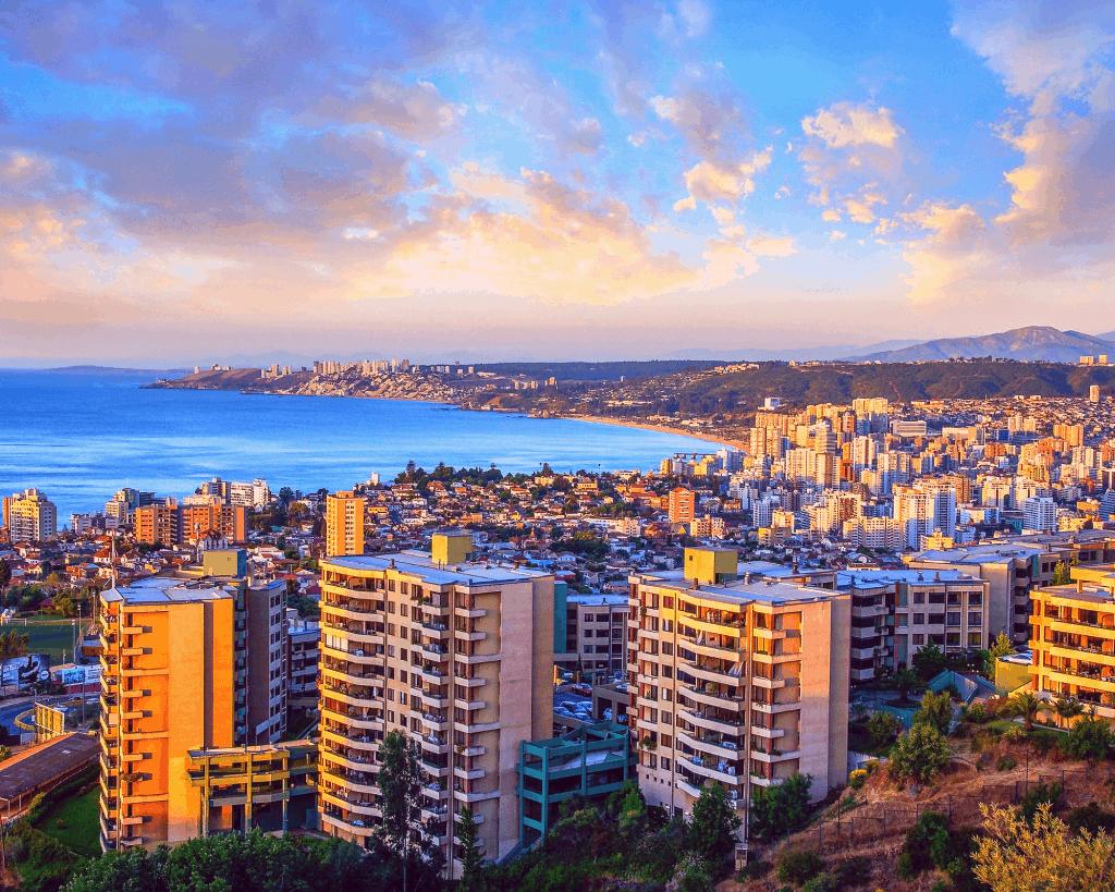 Chile -Valparaiso - Canva