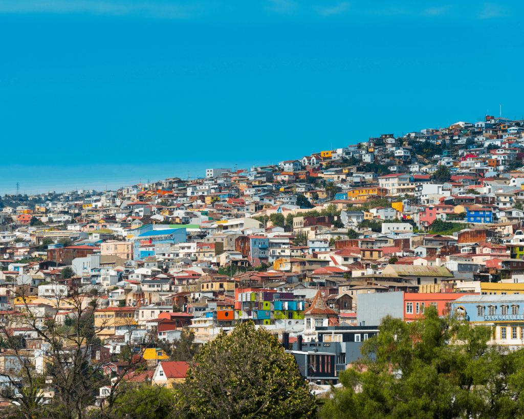 Chile - Valparaiso - Canva