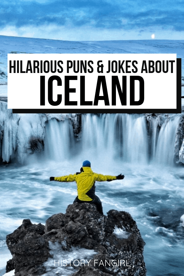 Iceland Puns and Iceland Jokes for Iceland Instagram Captions