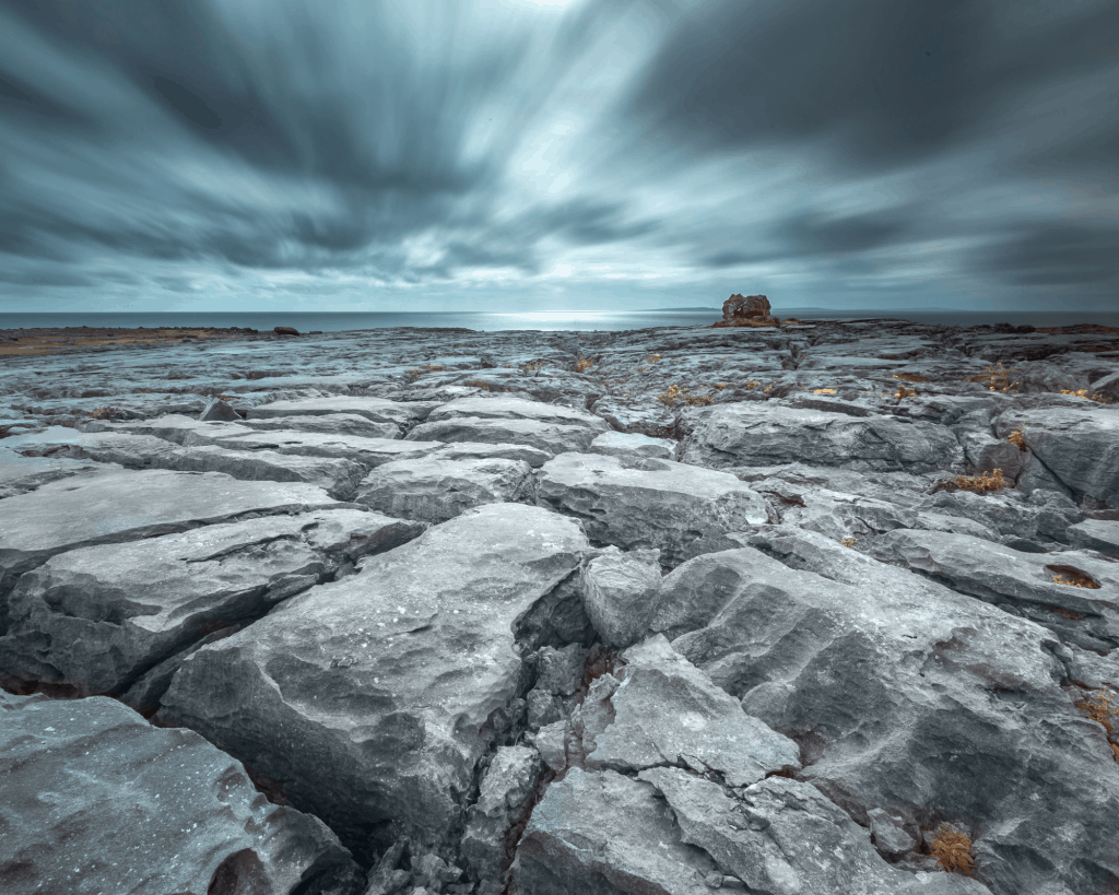 Ireland - County Clare - The Burren - Canva