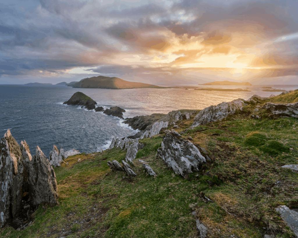 Ireland - County Kerry - Slea Head Drive - Canva