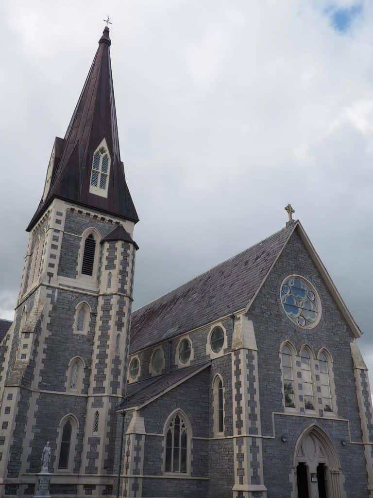 Ireland - Kenmare - Holy Cross Church - shutterstock_699569431 copy-2