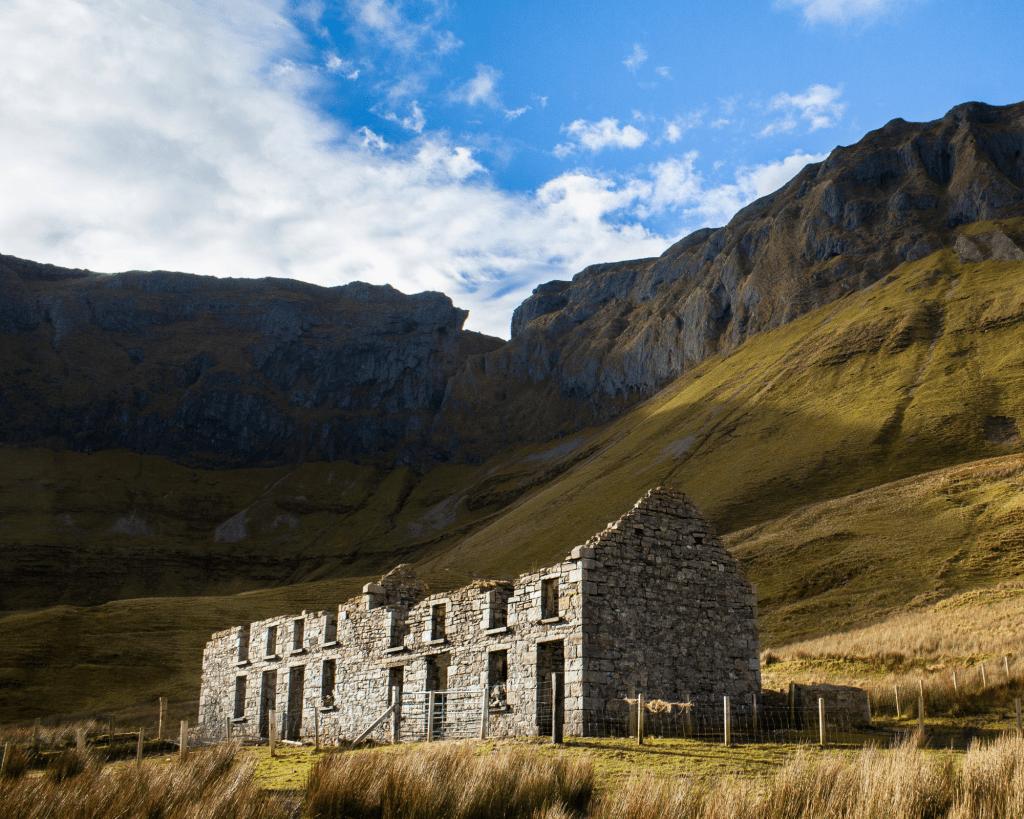 Ireland -Sligo - Gleniff Horseshoe - Canva