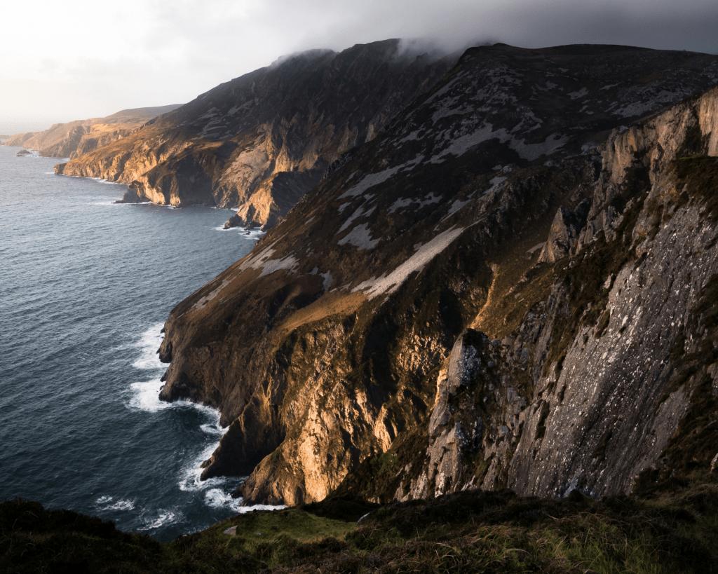 Ireland -Wild Atlantic Way - Canva