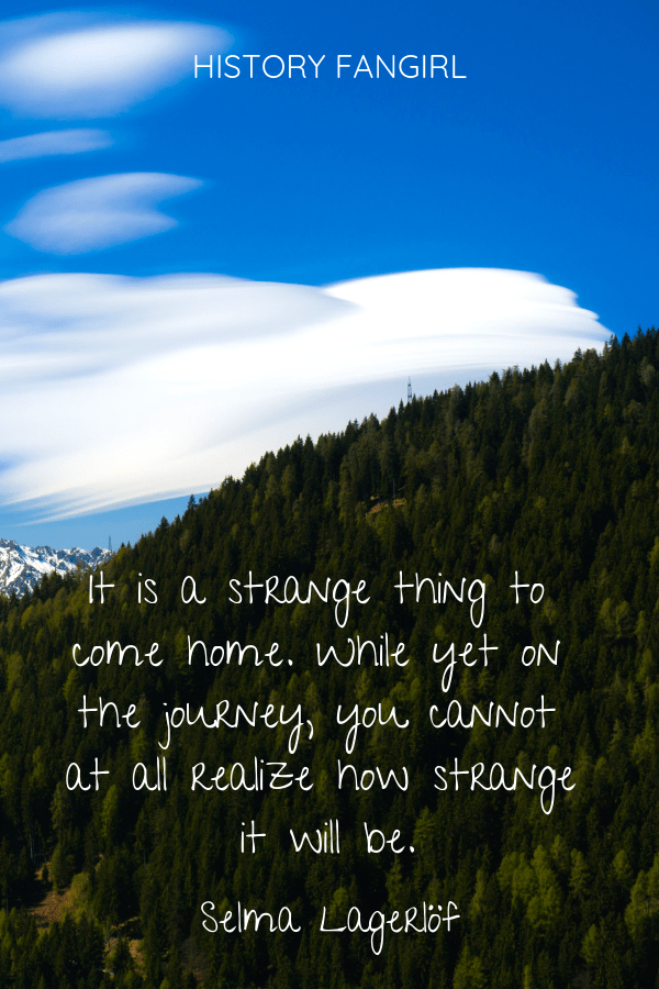 traveller quote